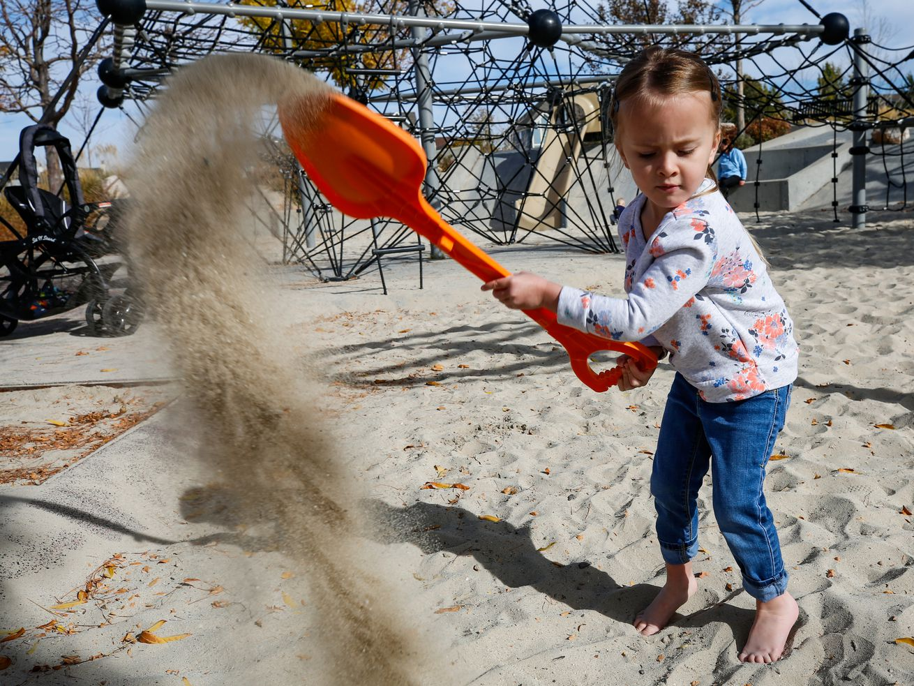 Digging the pleasant fall weather? It isn't expected to last