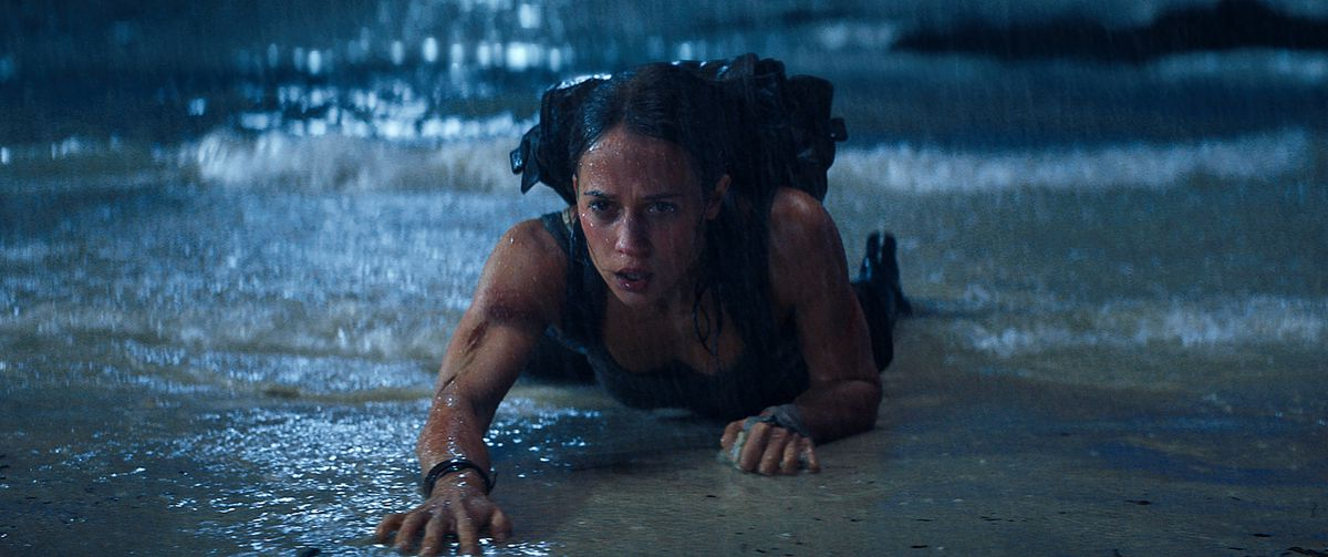 Tomb Raider The 2018 Movie Review Polygon