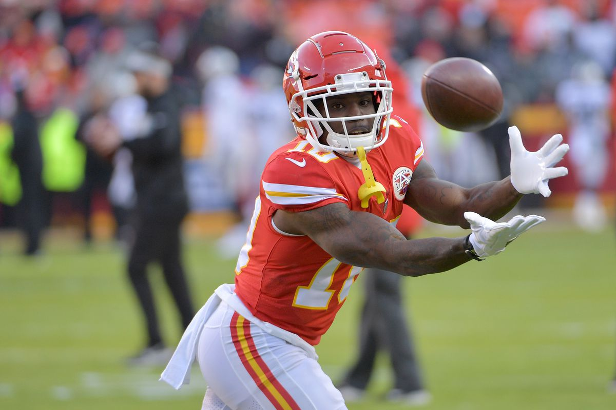 Chiefs News Tyreek Hill Makes Espn S Quotes Of The Year