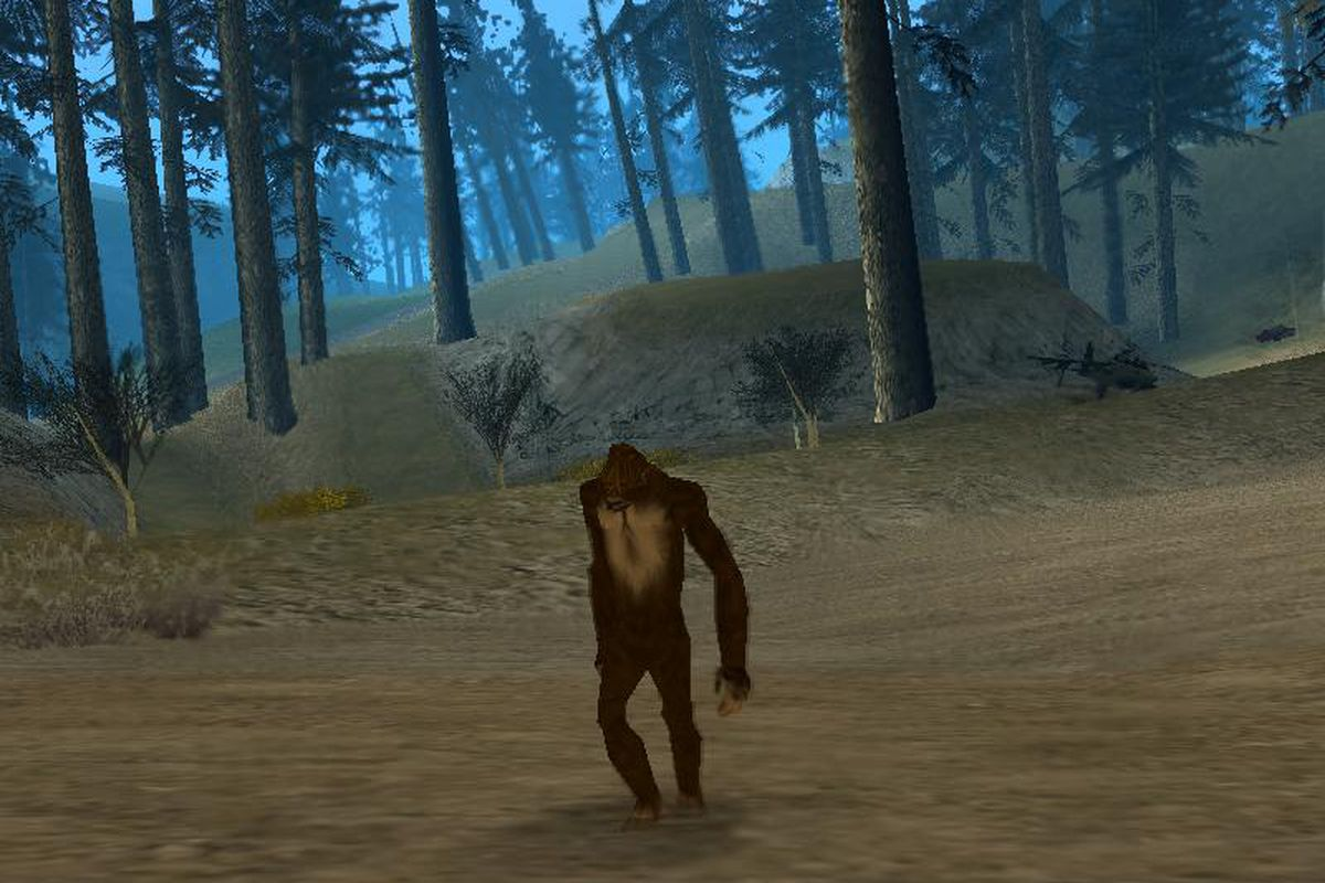 Grand Theft Auto: San Andreas players still believe in