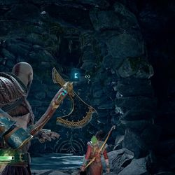 God of War guide: Witch's Cave collectibles, treasure chests