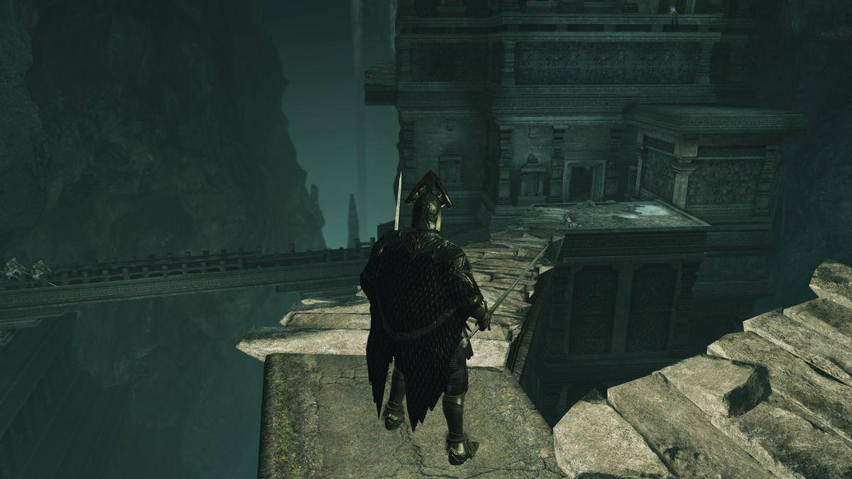 Dark Souls 2 Crown of the Sunken King - Tower of Prayer 6