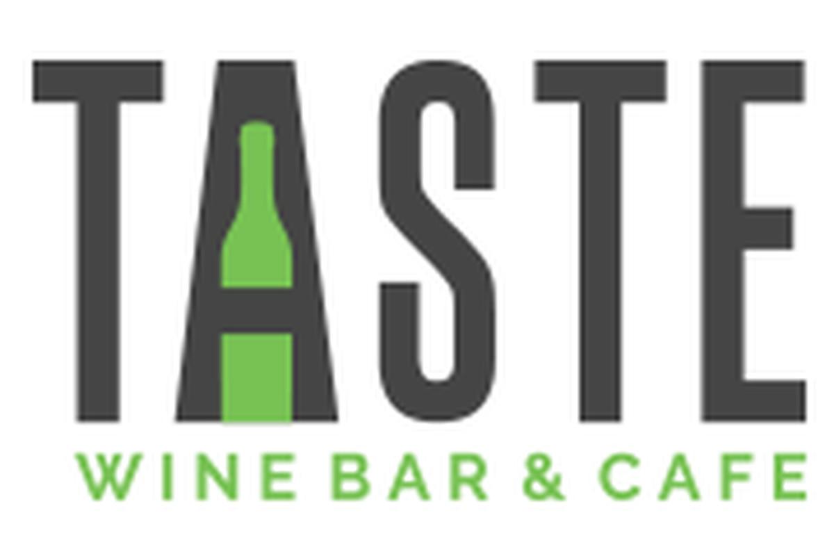 Taste Wine Bar & Cafe Logo