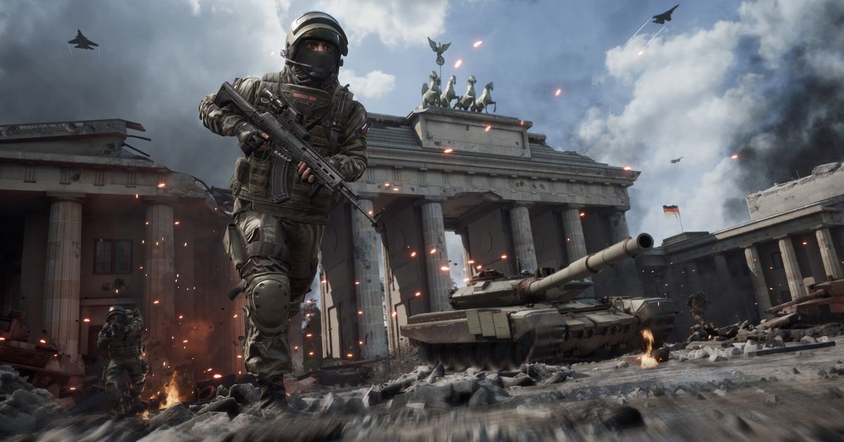 World War 3 is Battlefield 4 without the training wheels