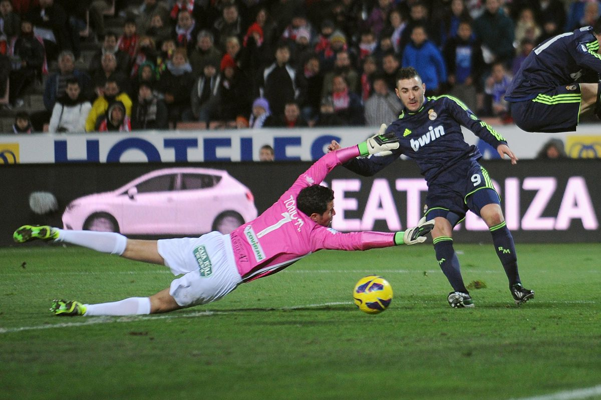 Toño was nearly faultless against Real Madrid and Barcelona