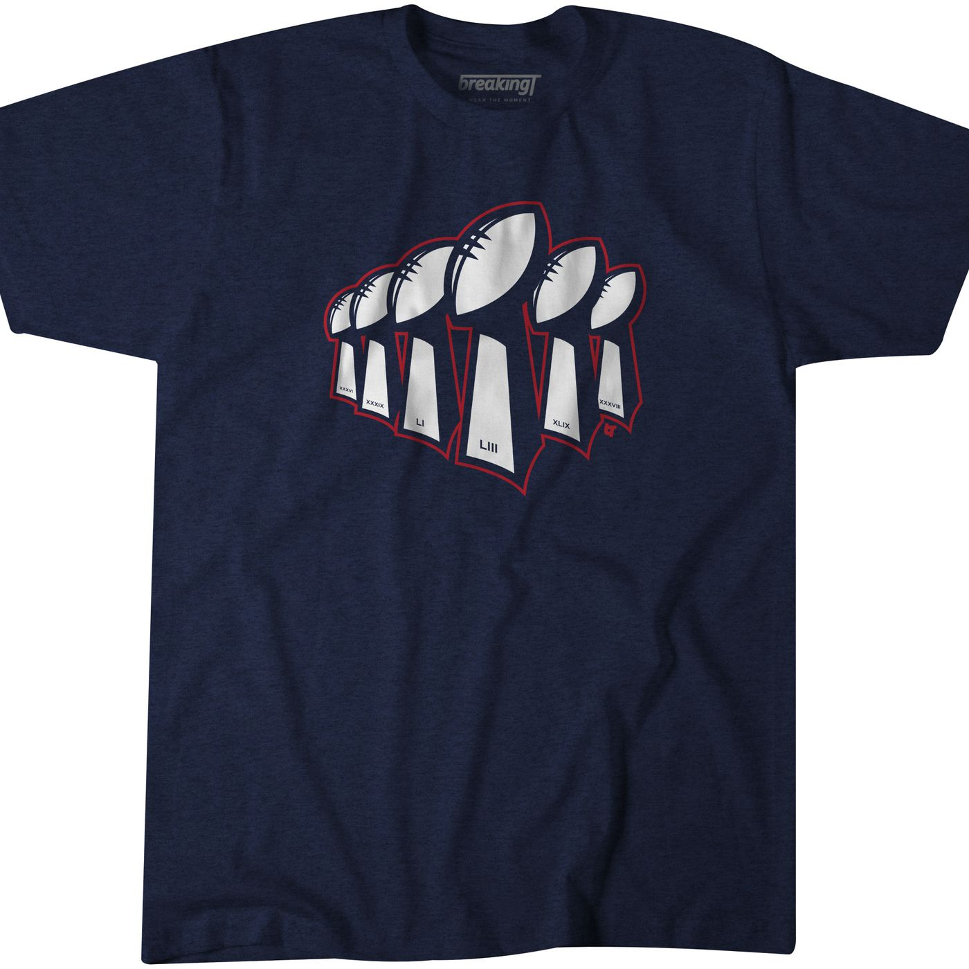 Get your Patriots Super Bowl championship gear! - Pats Pulpit 4b6325357