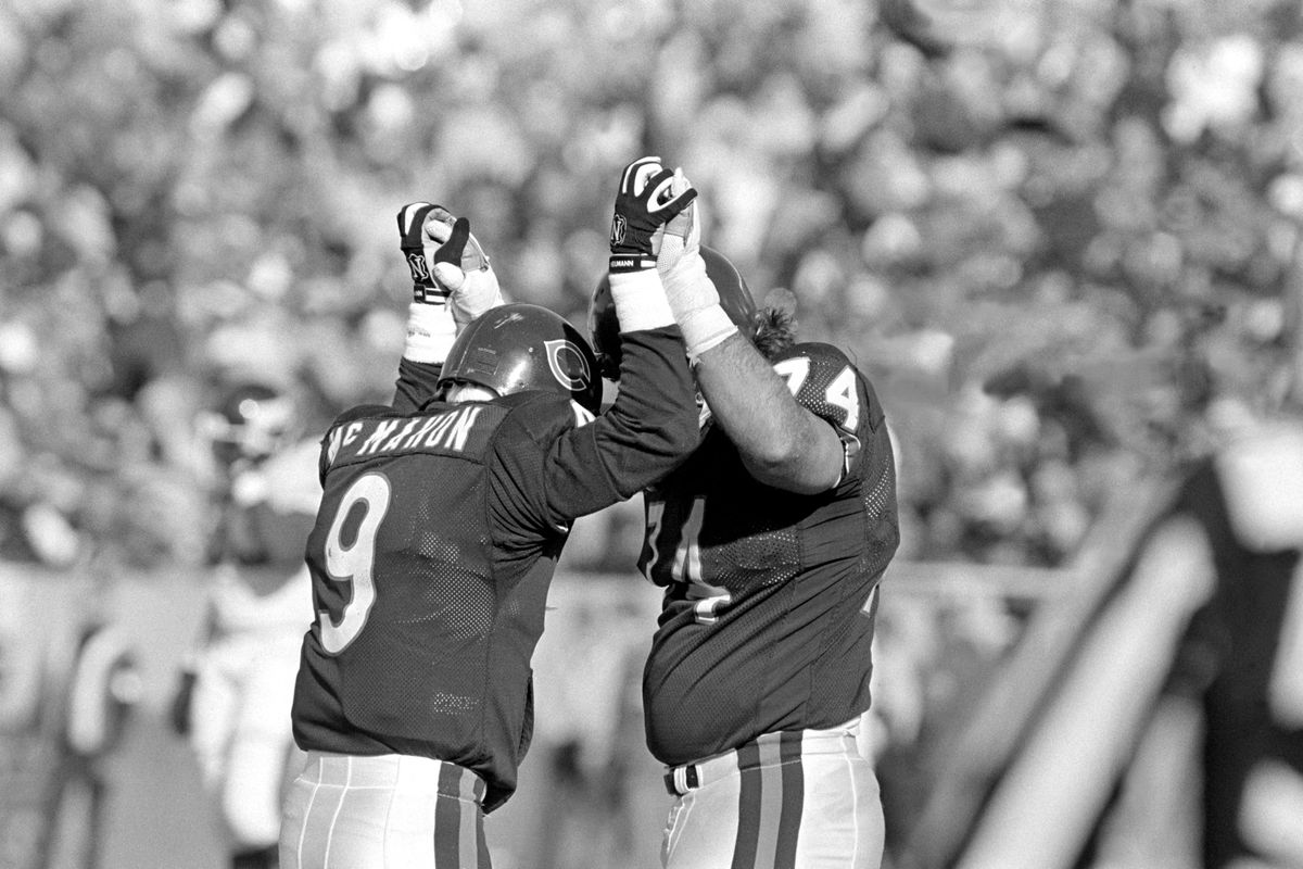 1985 NFC Divisional Playoff - Giants v Bears