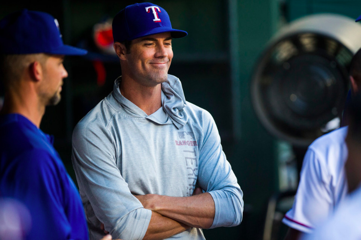 more photos 90036 9ad10 Cole Hamels trade: Cubs send Eddie Butler to Texas Rangers ...