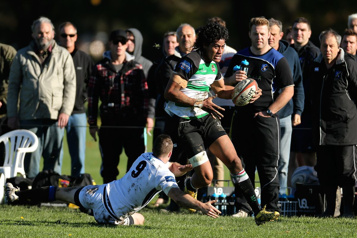 I typed Nick Wells into our photo search engine and I get a rugby picture. Nick Well is the one not making the tackle there. Likely not our Nick Wells