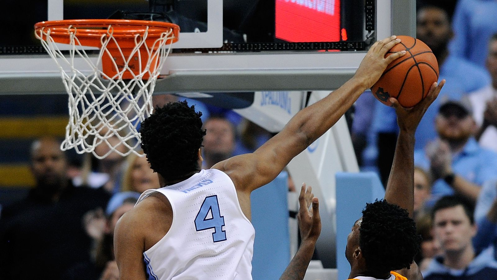 ACC Roundup - UNC Escapes..Tennessee? - Duke Basketball Report