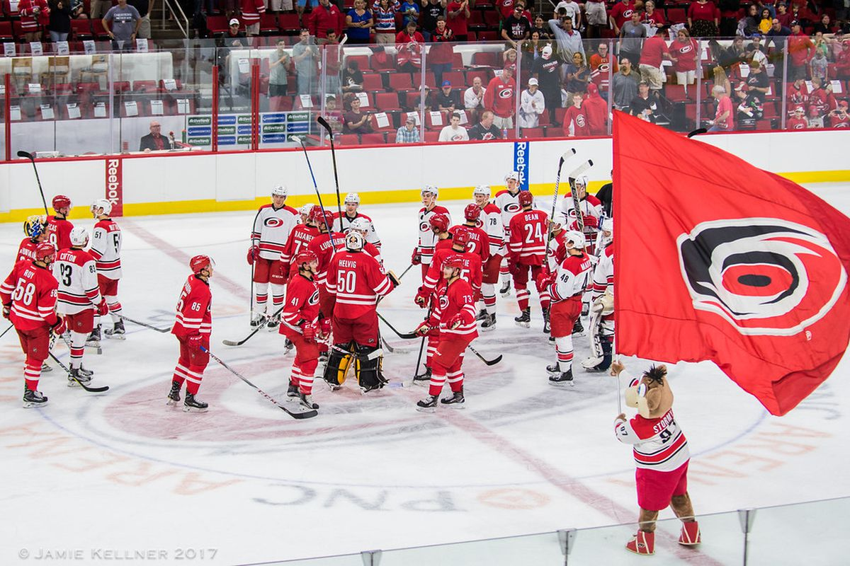 Hurricanes Announce 2019 Prospect Camp Roster and Summerfest Schedule