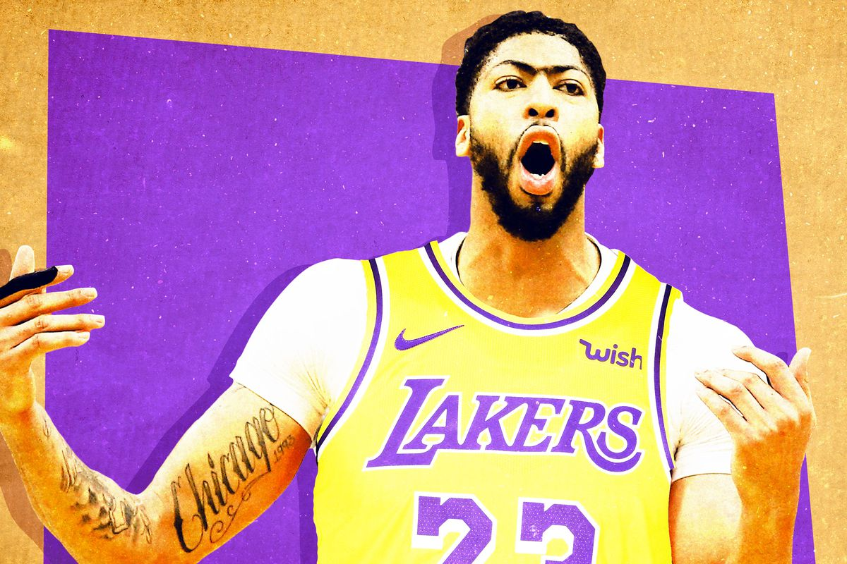 new arrival 56af4 3ad56 Winners and Losers of the Lakers' Trade for Anthony Davis ...