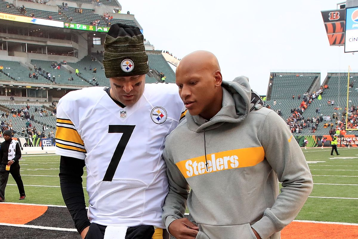 """94903853f Ryan Shazier on his role: """"It's very difficult for me just being ..."""
