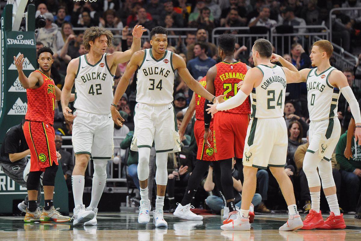 Milwaukee Bucks vs. Atlanta Hawks Game Preview - Brew Hoop