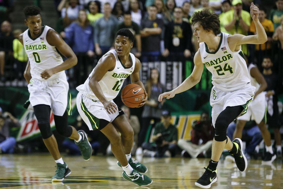 NCAA Basketball: Alabama at Baylor