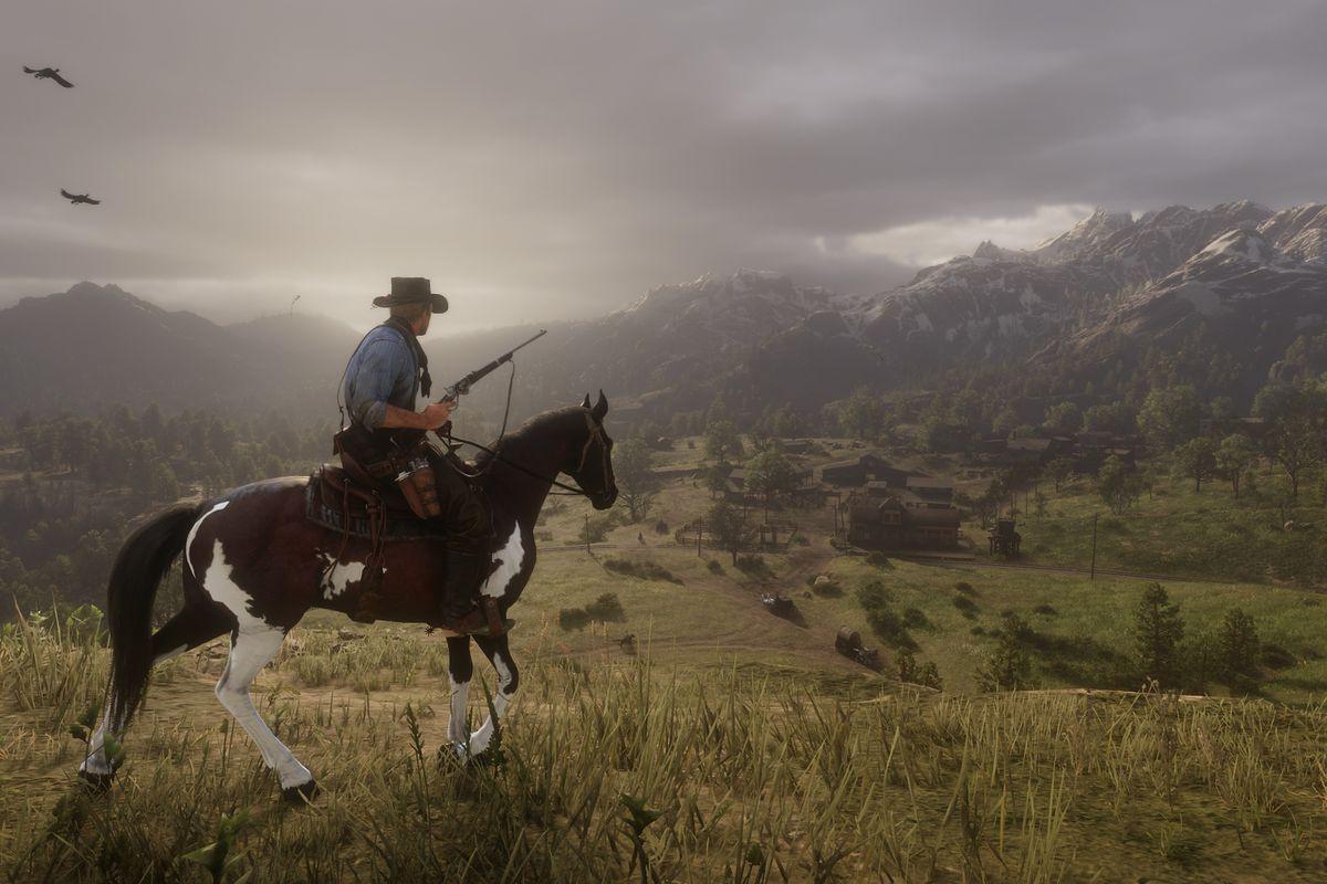 Rockstar Clarifies Red Dead Redemption 2 S 100 Hour Work Week