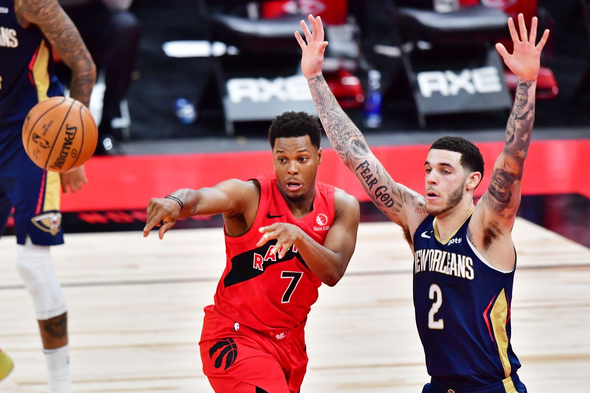 New Orleans Pelicans v Toronto Raptors