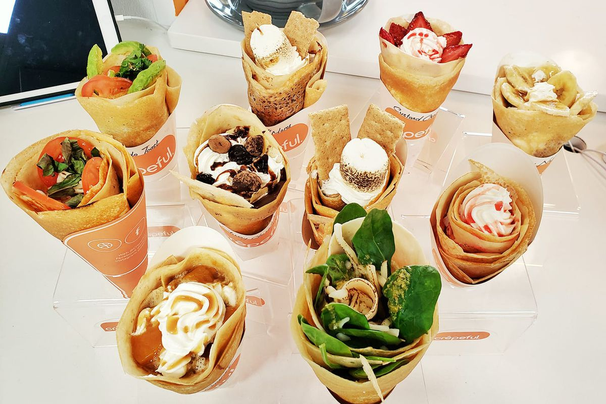 Crepes from Crêpeful