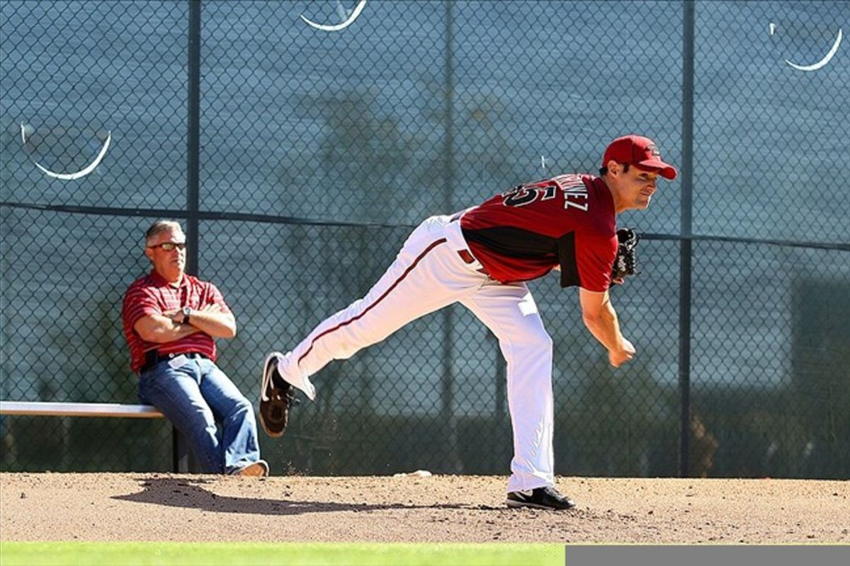 Joe Martinez made his Triple-A Reno debut on Saturday, and performed with aplomb.