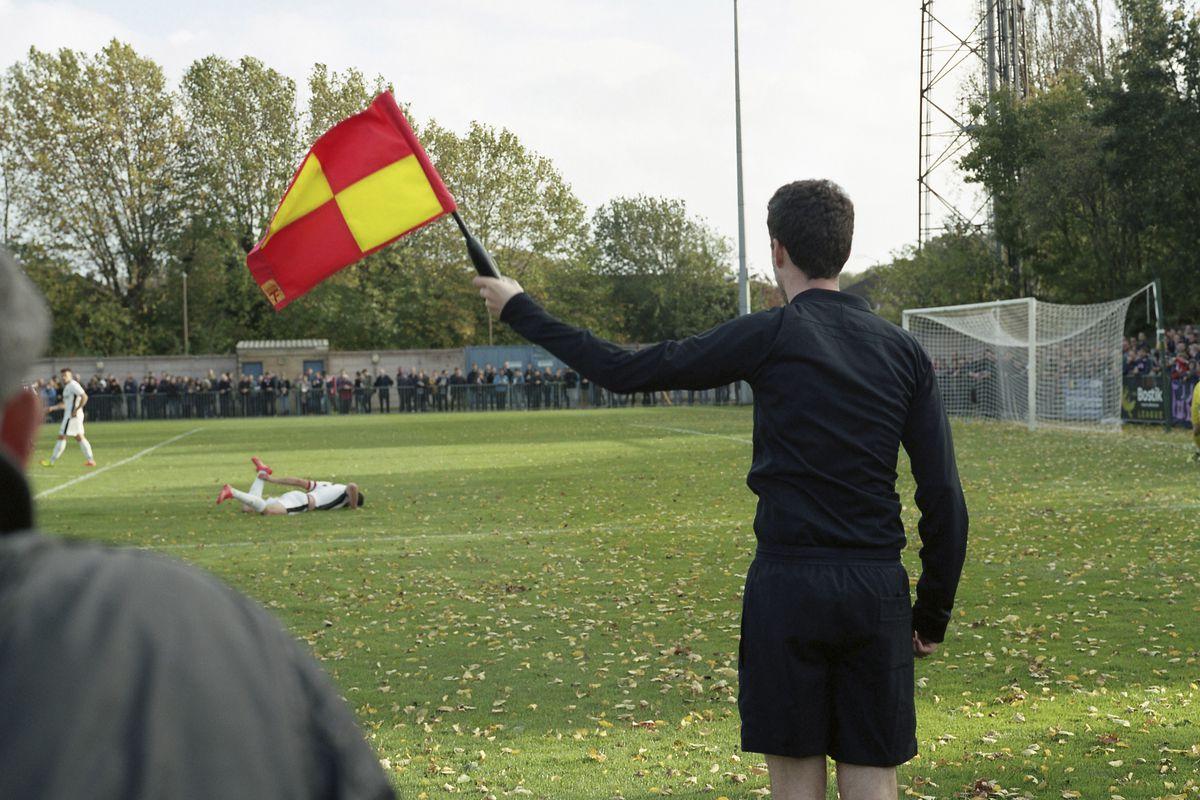 Dulwich Hamlet Football Club At Champion Hill South London