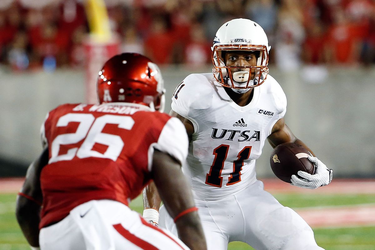UTSA vs. Houston could be one of college football s sneaky-great ... 3e72f679c