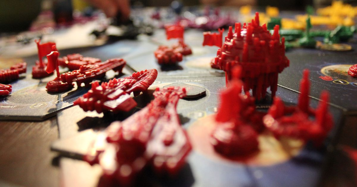 The world's biggest tournament for the world's longest board game