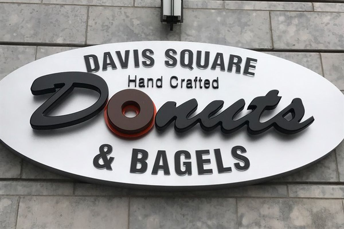 Davis Square Donuts & Bagels