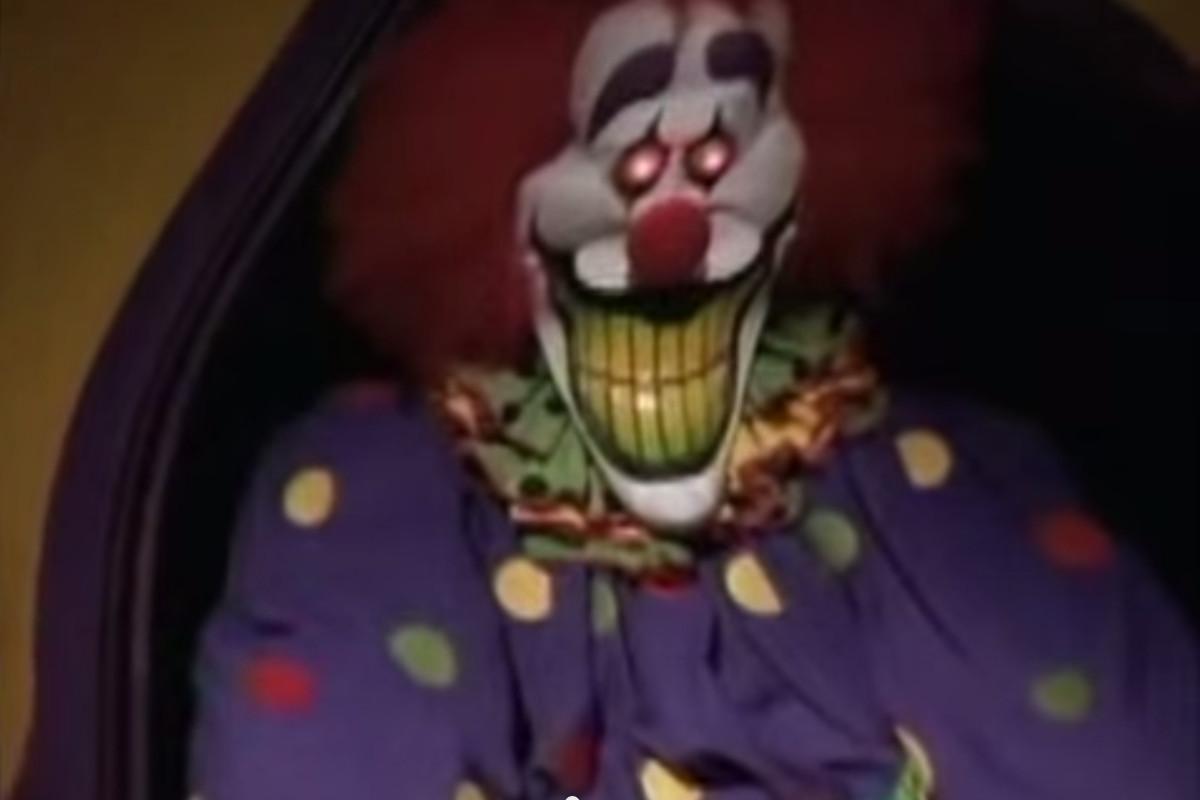Zeebo the Clown, creator of nightmares.