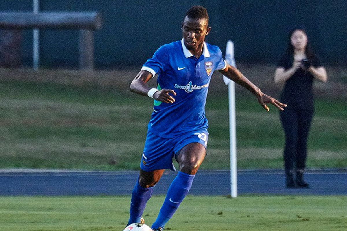 Griffiths: Among the USL's best, again.