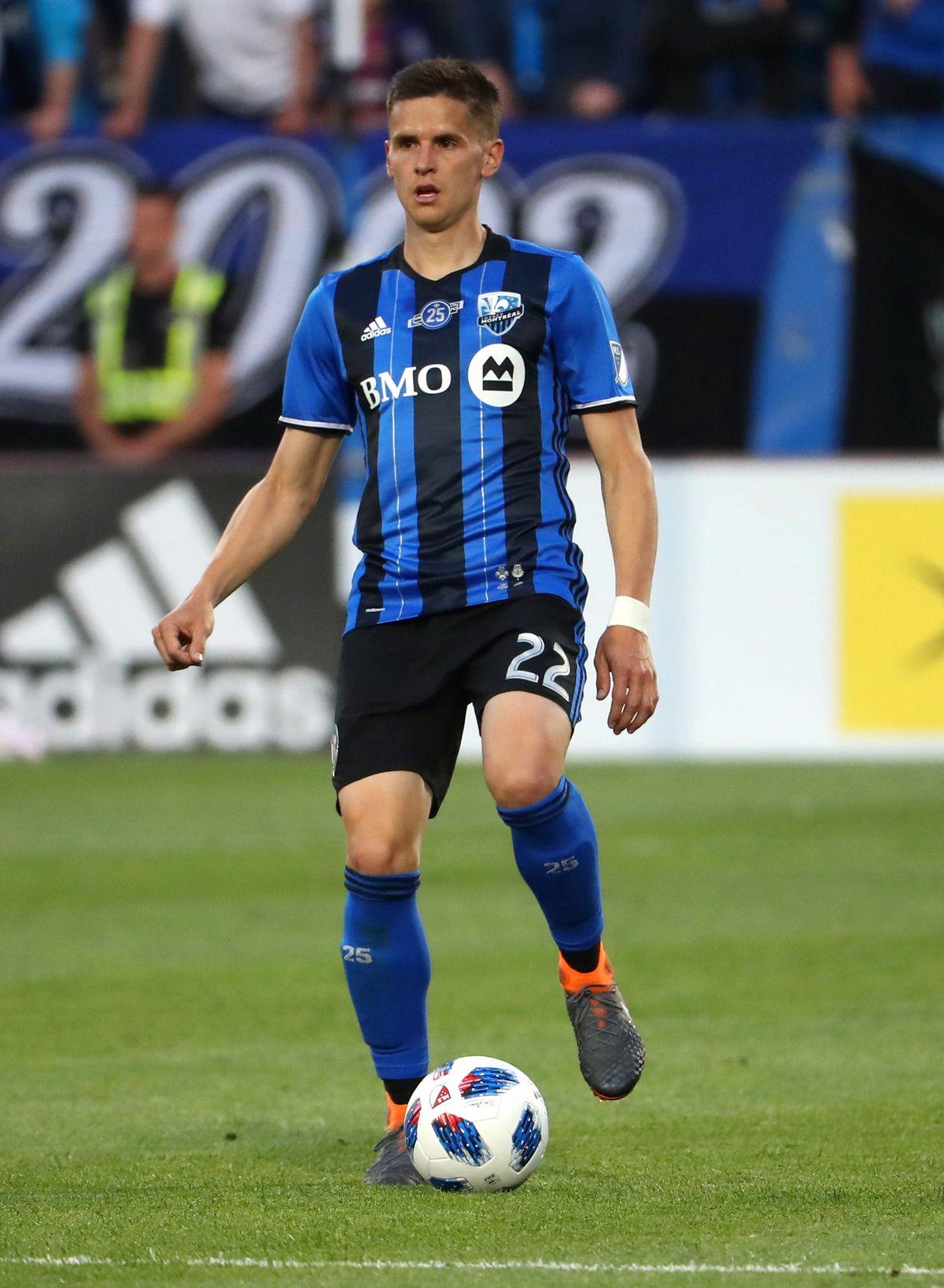 MLS: Houston Dynamo at Montreal Impact