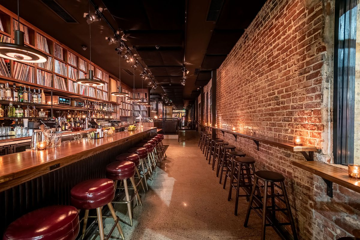 Highland Park\'s New Gold Line Bar Is a Moody Music Lover\'s Paradise ...