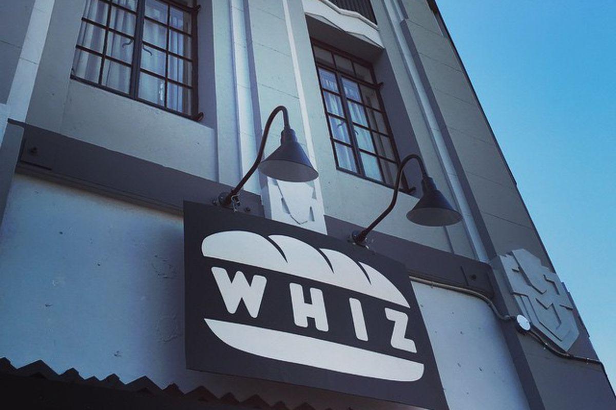 The former Whiz location, Koreatown