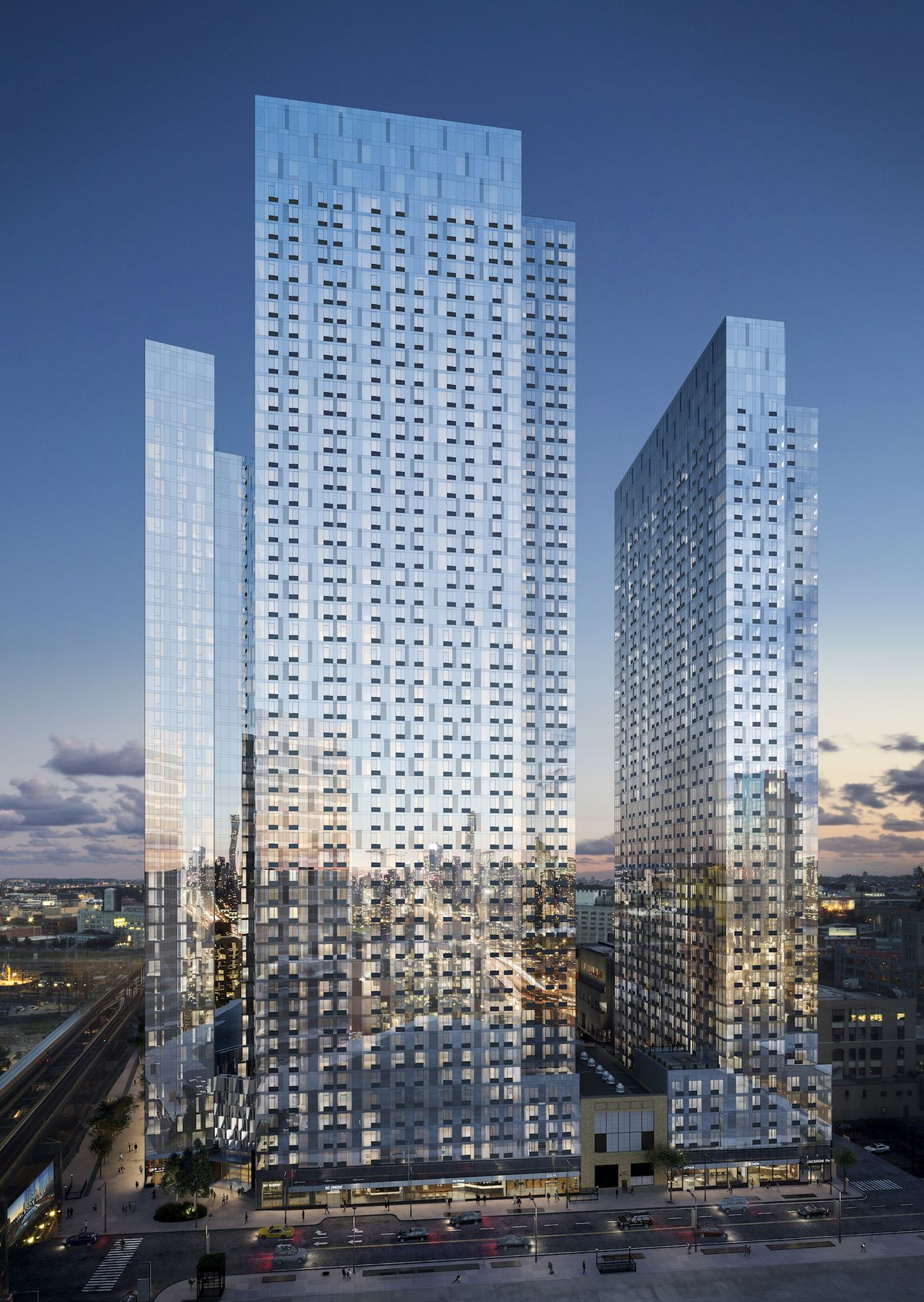 long island city s 1 800 unit rental jackson park launches curbed ny