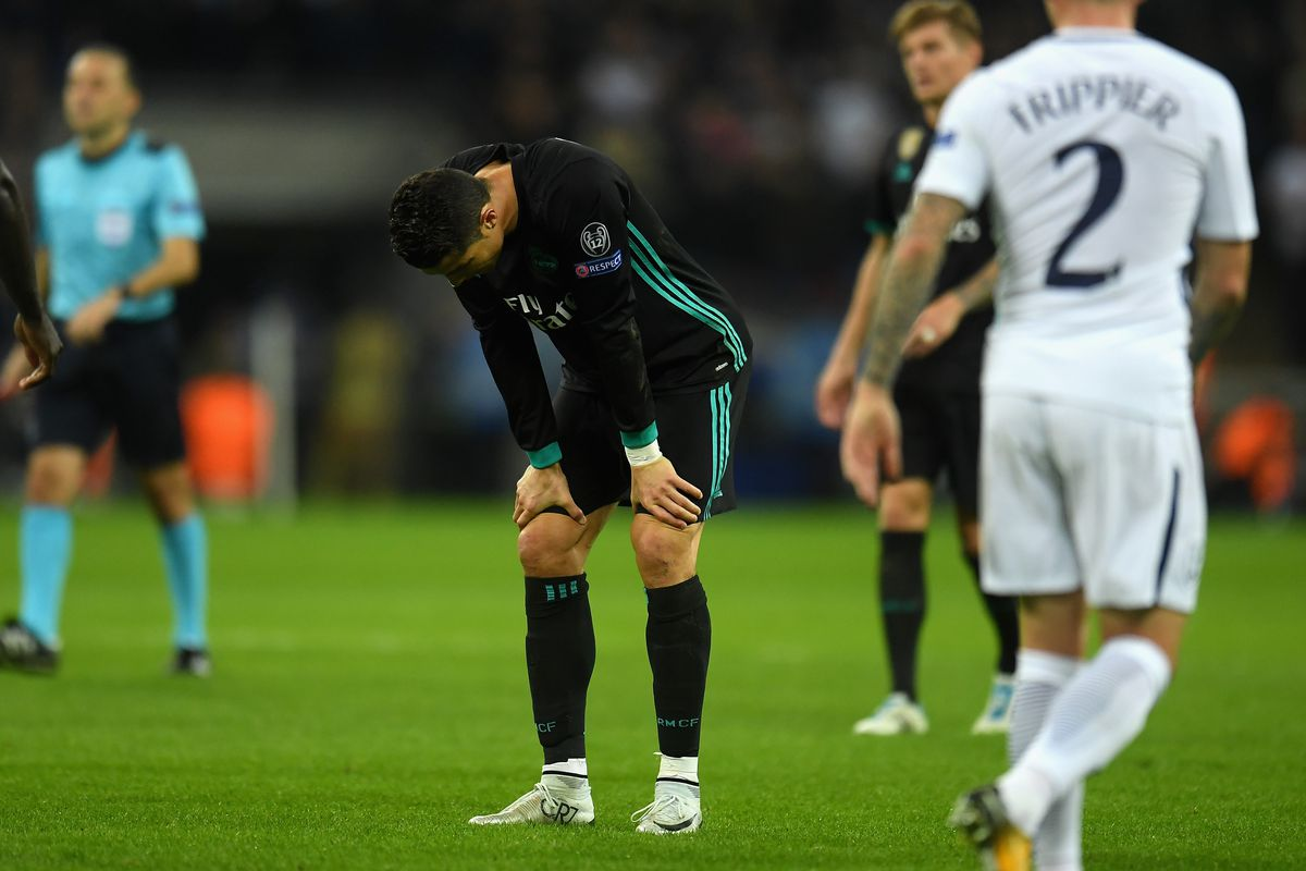 quality design 0d739 3d8e6 Player Ratings: Tottenham 3-1 Real Madrid, 2017 Champions ...