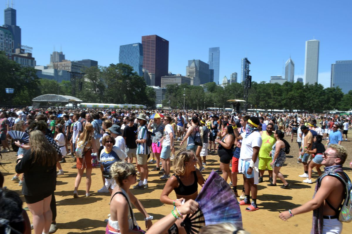 Lollapalooza arrests more than doubled from last year