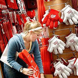 Go Utes U Apparel Is Red Hot Deseret News Shop the unlv bookstore for men's, women's and children's apparel, gifts, textbooks and more. deseret news