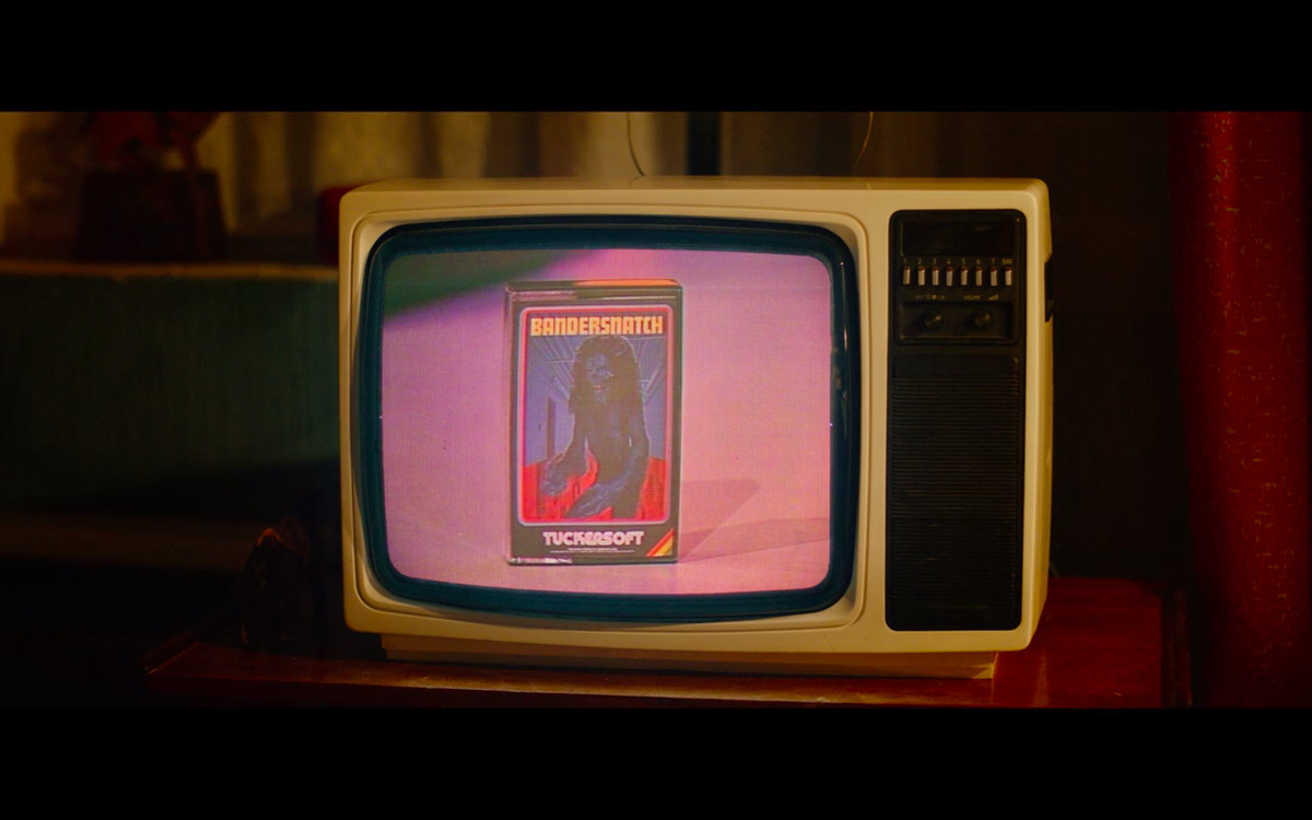 Black Mirror: Bandersnatch is set in 1984, and it sure looks like it.