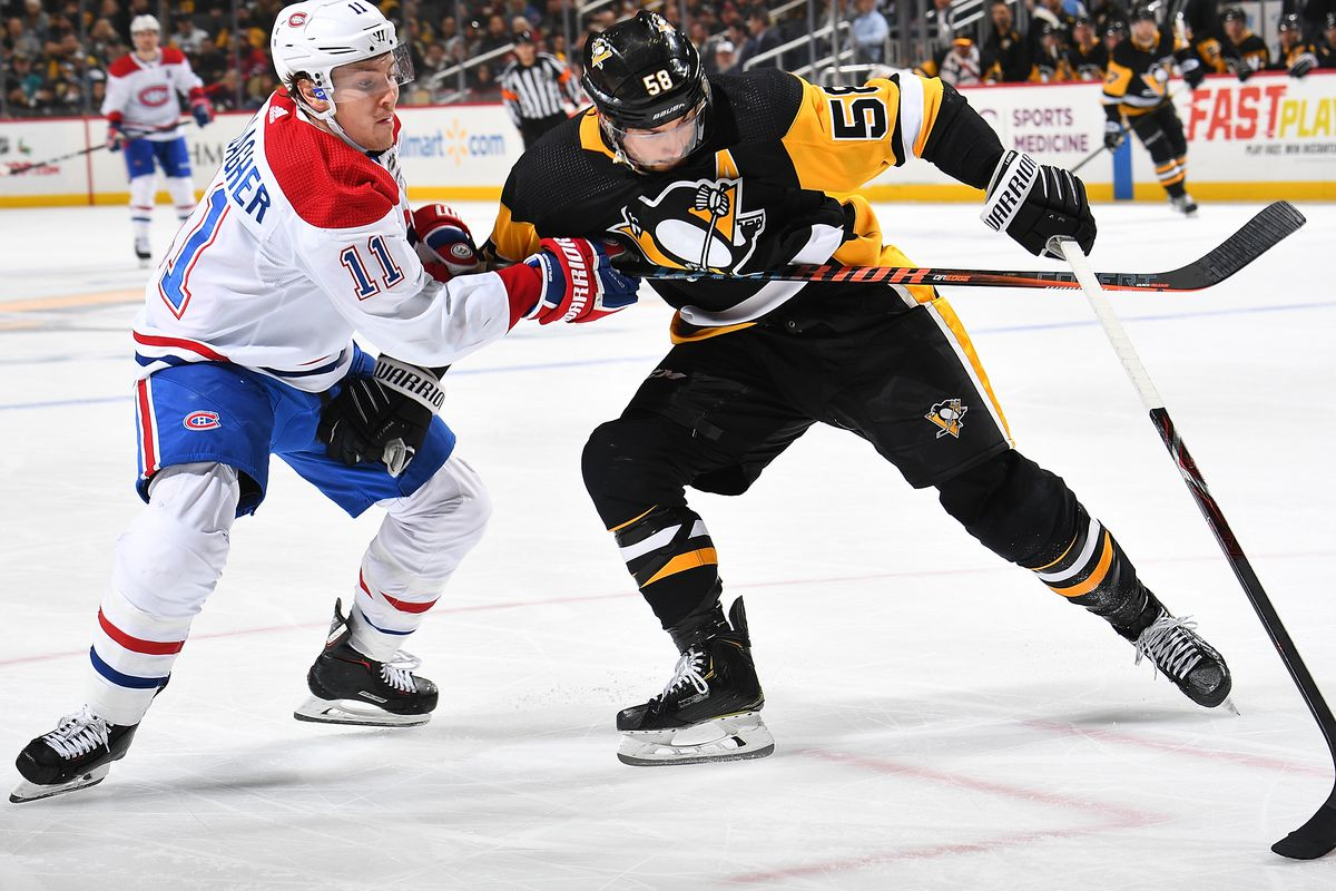 Penguins/Canadiens Recap: Poor second period dooms Pittsburgh in 4-1 loss