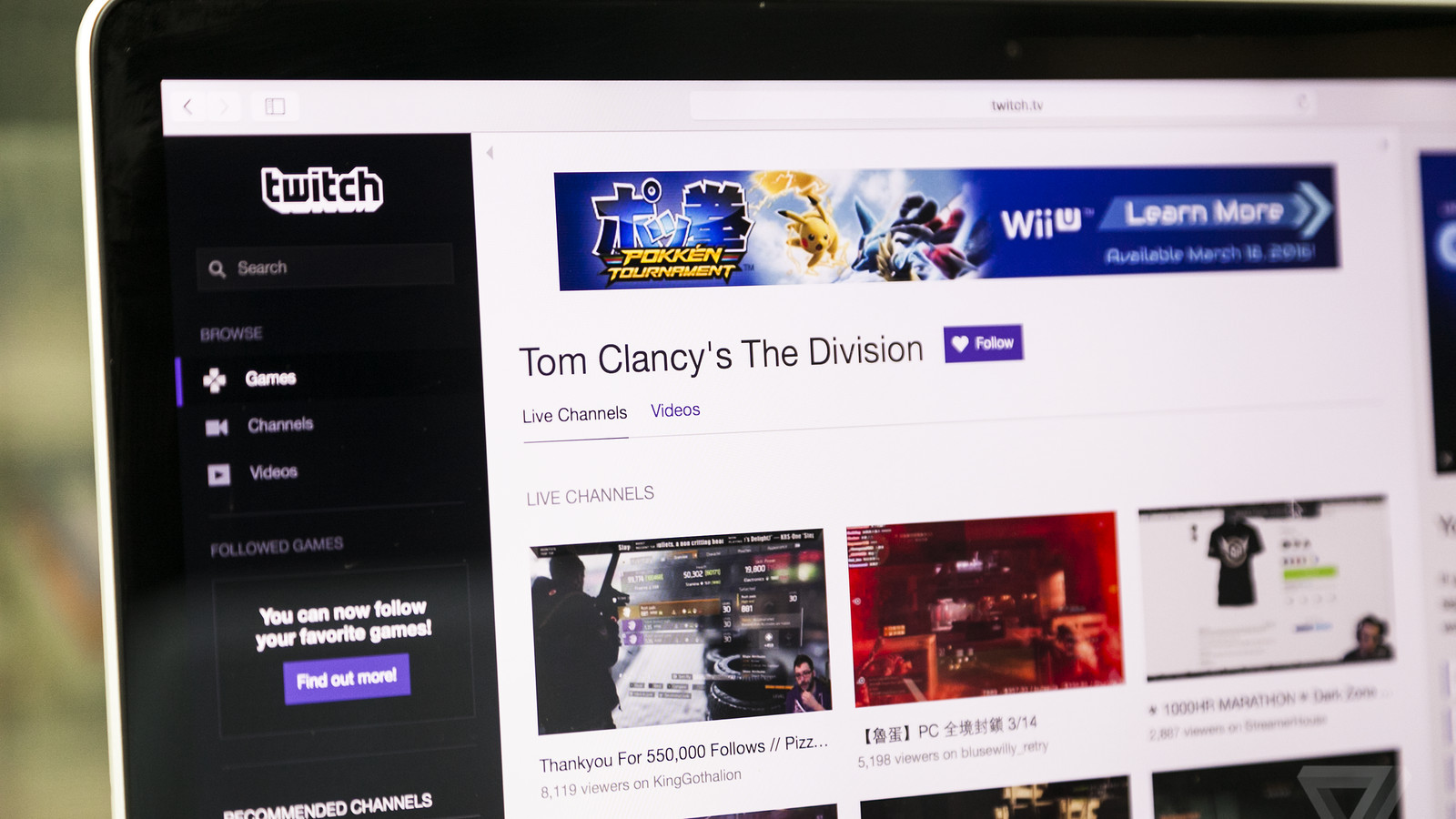 photo image Twitch yanks harassment livestream, but doesn't ban the user who made it