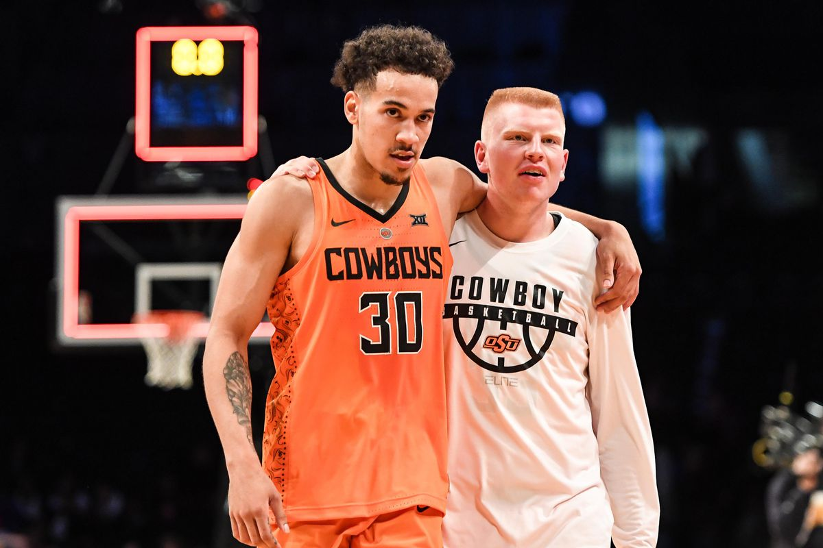 NCAA Basketball: Legends Classic-Pittsburgh at Oklahoma State