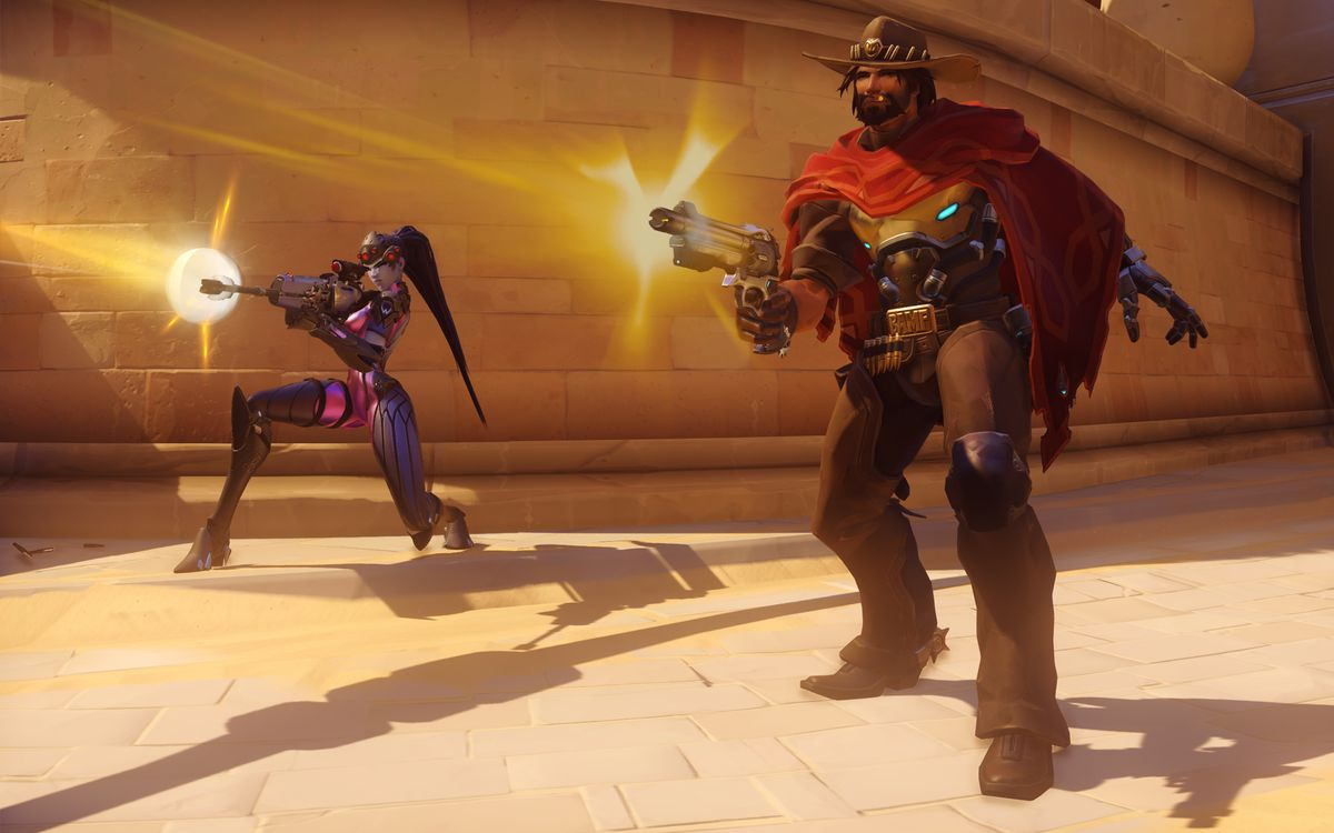 McCree's primary fire has been a tricky tool to balance.