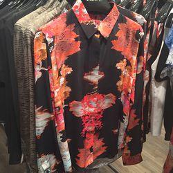Pattern shirt, $123