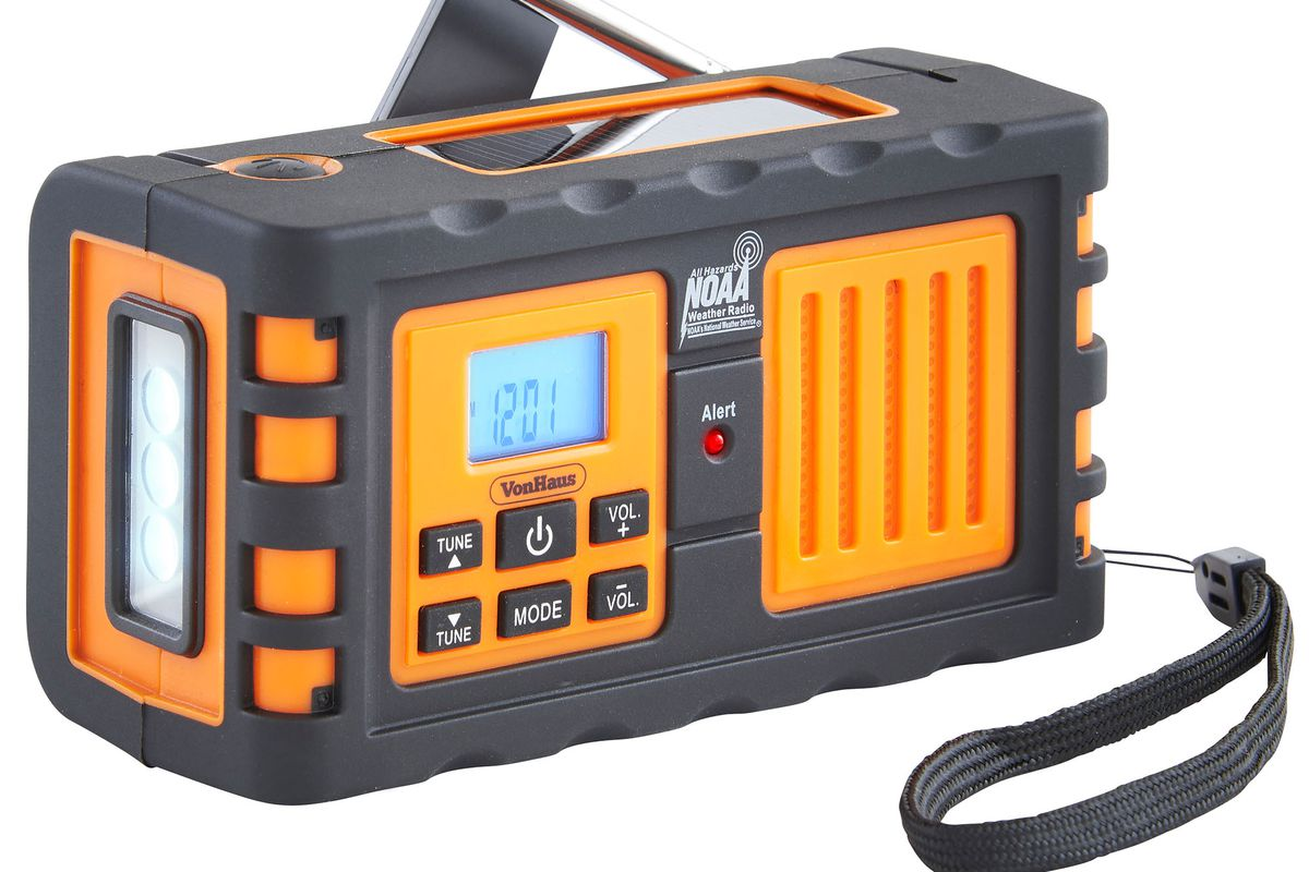 Why do we rely on radios during storms and emergencies ...