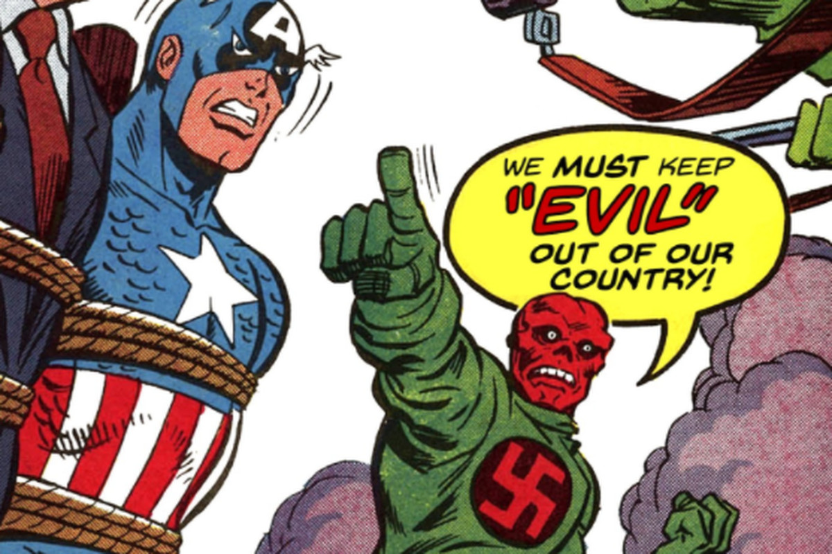 Trump Tweets Align Perfectly With Comic Book Supervillain Dialogue The Verge