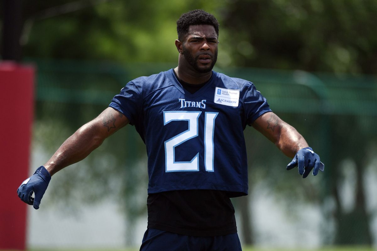 NFL: Tennessee Titans-Minicamp