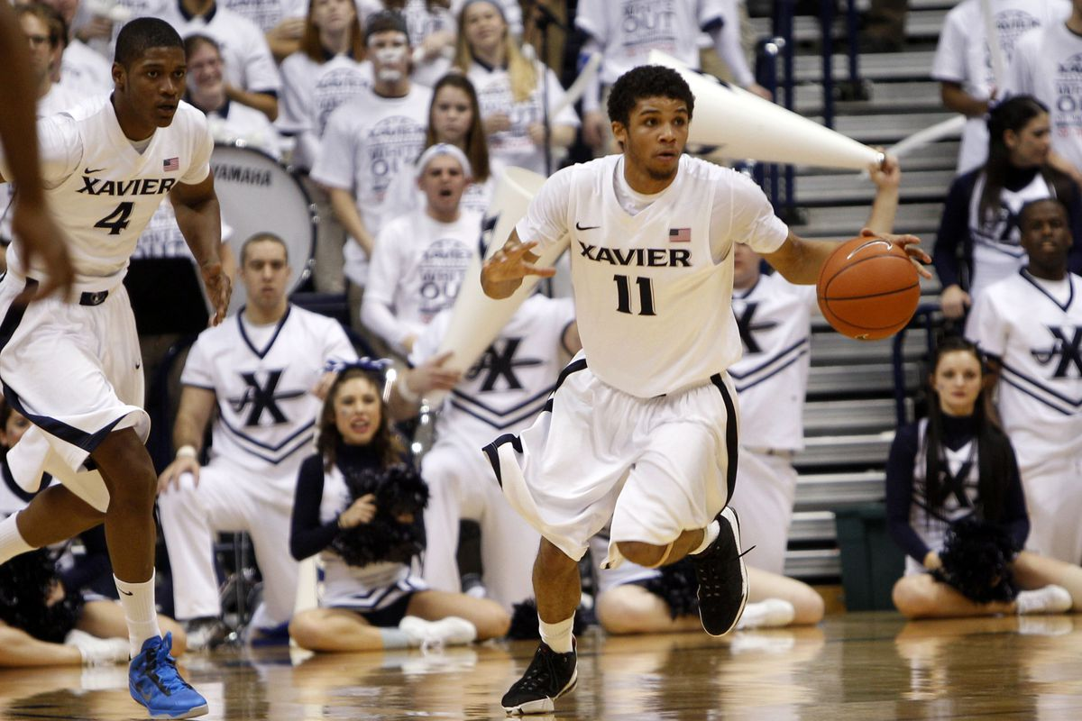 Dee Davis needs to get back on track for Xavier