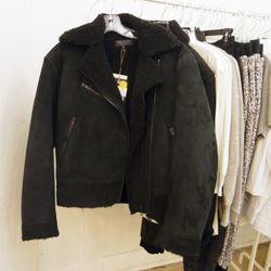 Rag & Bone shearling jacket, $1500