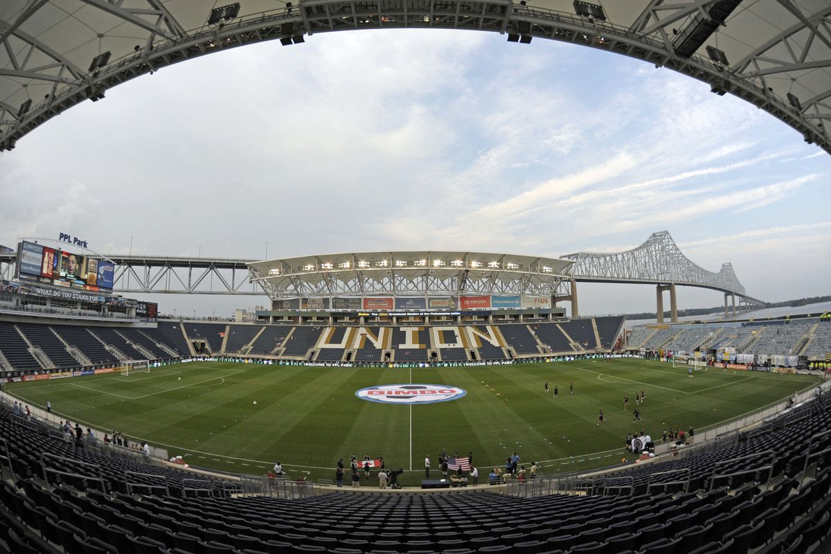 PPL Park is the home of the 2013 Big East Championship and the Philadelphia Union of MLS.