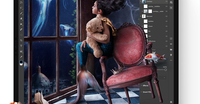 A one-year subscription to Adobe Creative Cloud apps is 40 percent off for Black Friday