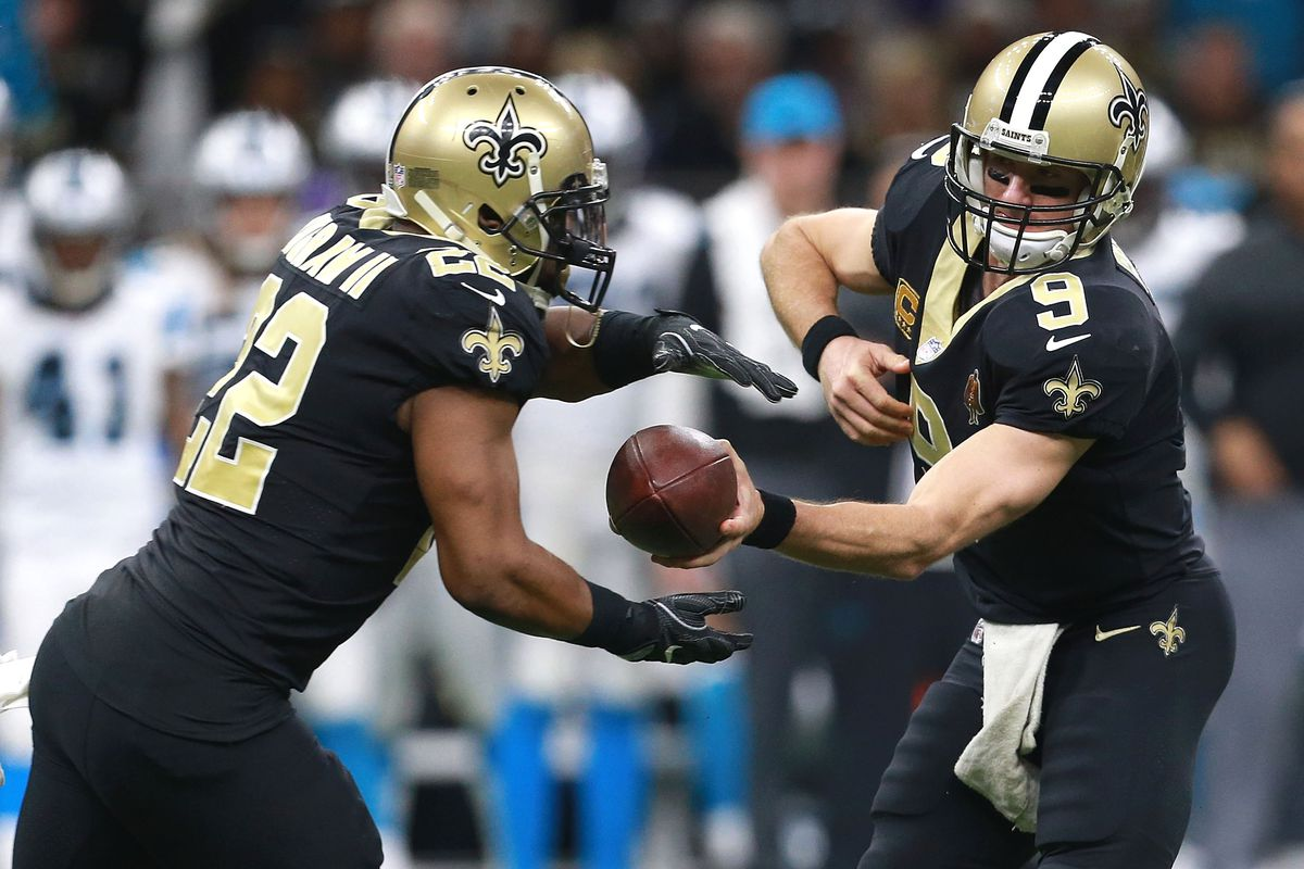 Monday Night Football Saints Vs Panthers Game Time Tv